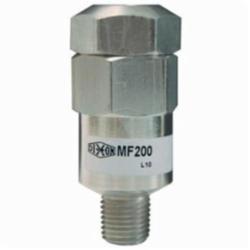 Dixon® MF200 Mini In-Line Filter, 1/4 in Port, 200 psi Pressure Range, 17 scfm Flow Rate, 5 Micron, 175 deg F