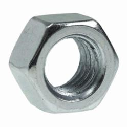 Dottie® HN38 Finished Hex Nut, Imperial, 3/8-16, Steel, Zinc Plated