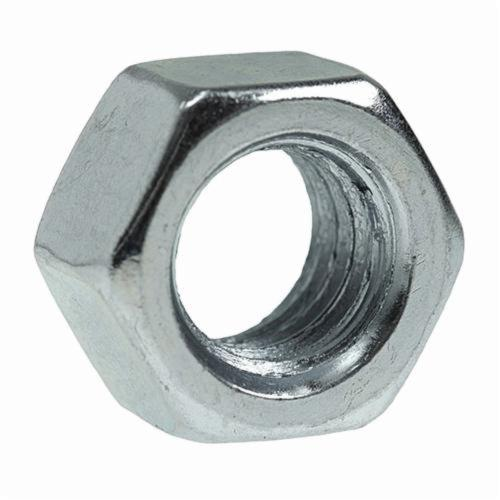Dottie® HN12 Finished Hex Nut, Imperial, 1/2-13, Steel, Zinc Plated