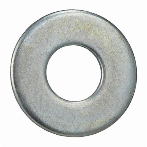 Dottie® FW38 Flat Washer, 7/16 in ID x 1 in OD, 1/16 in THK, Steel