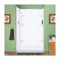 ELM® 260WHT DURAWALL® Shower Wall, 71-1/2 in H, Thermoplastic