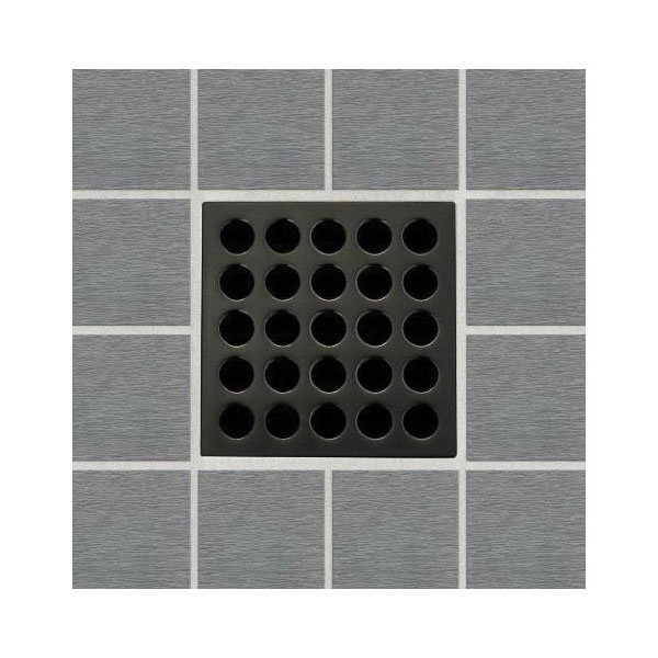 Ebbe America E4407 Drain Grate, For Use With Drain, Stainless Steel/Polycarbonate, Domestic
