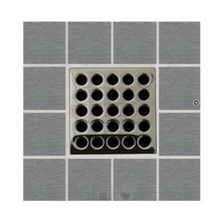 Ebbe America E4409 Drain Grate, For Use With Drain, Stainless Steel/Polycarbonate, Domestic