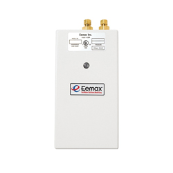 Eemax™ SP95 Series One™ Single Point Electric Tankless Water Heater With (1) Aerator, 240 VAC 1 ph, 9500 W, 3/8 in Compression, Commercial/Residential/Dual: Commercial, Domestic