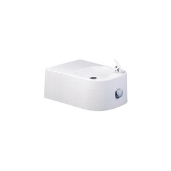 Elkay® EDFP214RC Soft Sides™ Non-Filtered Drinking Fountain, Pushbutton Operation, Non-Refrigerated Chilling, Domestic