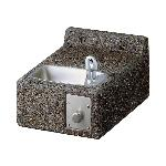 Elkay® LK4593FR Non-Filtered Freeze Resistant Outdoor Fountain, Non-Refrigerated Chilling, 1 Station, Domestic