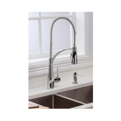 Elkay® LKAV4061CR Avado™ Kitchen Faucet, 1.5 gpm, Chrome Plated, 1 Handle, Import
