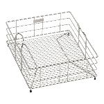 Elkay® LKFRB1316SS Rinsing Basket, 12-1/2 in L x 15 in W x 7 in H, Rectangular, Bright Polished, Import