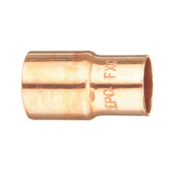 EPC KleenFit™ 10232122 118 Solder Fitting Reducer, 2-1/2 x 1 in, Fitting x C, Wrot Copper
