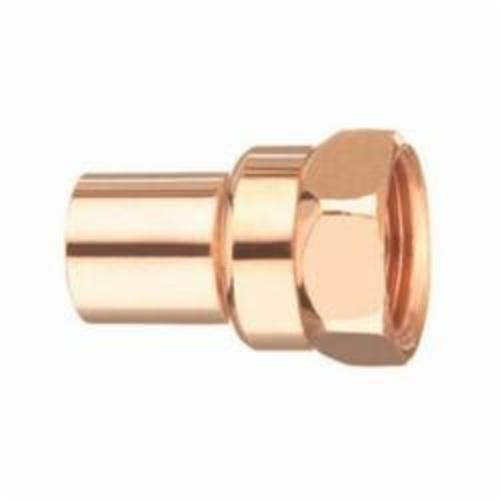 EPC 10030242 103-2 Solder Female Street Adapter, 3/4 in, Fitting x FNPT, Copper, Domestic