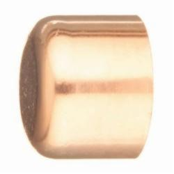 EPC 10030640 117 Solder Tube Cap, 2-1/2 in, C x C, Copper, Domestic