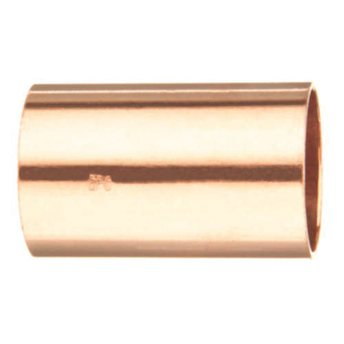 EPC 10030960 101 Solder Repair Coupling, 1 in, C x C, Copper, Domestic