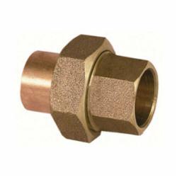 EPC 10037947 4733 Solder Union, 2-1/2 in, C x C, Cast Brass