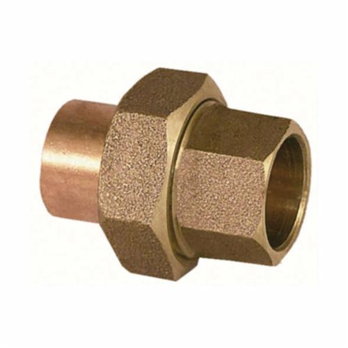 EPC 10037947 4733 Solder Union, 2-1/2 in, C x C, Cast Brass