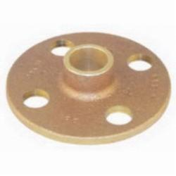 EPC 10056626 4741 Solder Companion Flange, 1-1/2 in, Brass, 125 lb, Domestic