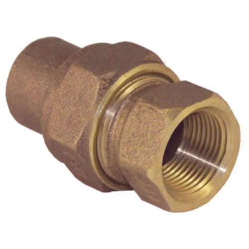 EPC 10056684 4733-3 Female Union, 1/2 in, C x FNPT, Brass, Domestic