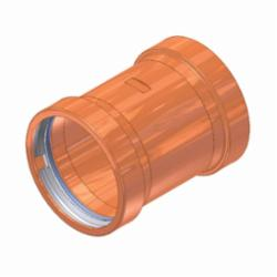 EPC APOLLOXPRESS® 10061947 800 Press Coupling With Stop Large Diameter, 2-1/2 in, C, Copper, Domestic