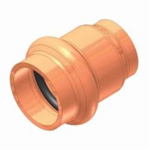 EPC APOLLOXPRESS® 10075170 817 Small Diameter Press Tube Cap, 1 in, C, Copper, Domestic