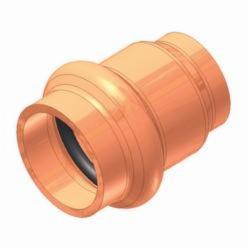 EPC APOLLOXPRESS® 10075174 817 Small Diameter Tube Cap, 1-1/2 in, C, Copper