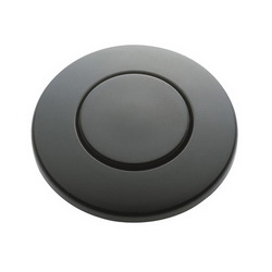 Insinkerator® 73274A STC-BLK Button, For Use With InSinkErator® Sink Top Switch