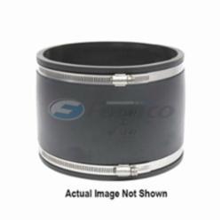 Fernco® 1002-68 Flexible Pipe Coupling, 6 x 8 in, PVC