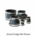 Fernco® 1005-66 Standard Flexible Stock Coupling, 6 in, Concrete x Clay, PVC
