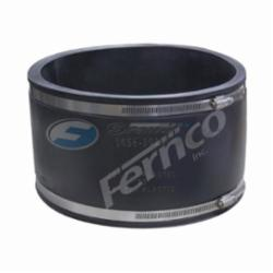 Fernco® 1056-1010 Flexible Pipe Coupling, 10 in, Plastic, PVC, Domestic