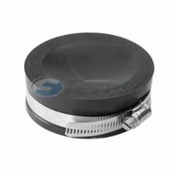 Fernco® QC-106 QC Series Qwik Cap, 6 x 5 in, PVC, Domestic
