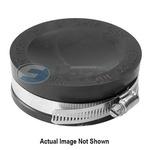 Fernco® QC-112 Qwik Cap, 12 in, PVC, Domestic