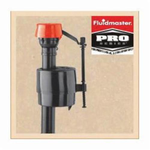 Fluidmaster® PRO45B Pro Series® Adjustable Fill Valve With Brass Shank, Import