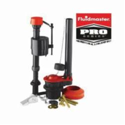 Fluidmaster® PRO45K Pro Series® Complete Toilet Repair Kit, 4 Pieces, For Use With Most Toilet, Black, Import