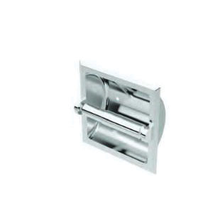 Gatco® 780 Recessed Tissue Holder, Satin Nickel, Domestic
