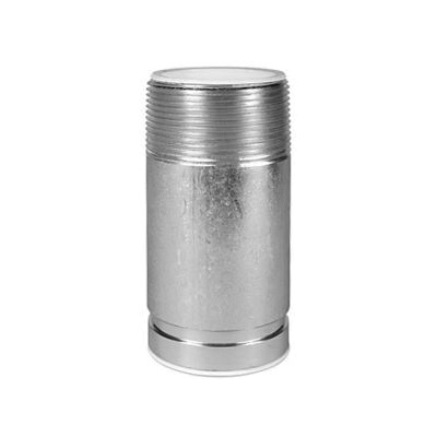 Grinnell® 41468 407GT Dielectric Waterway Fitting, 2 in x 4 in L Grooved x Thread