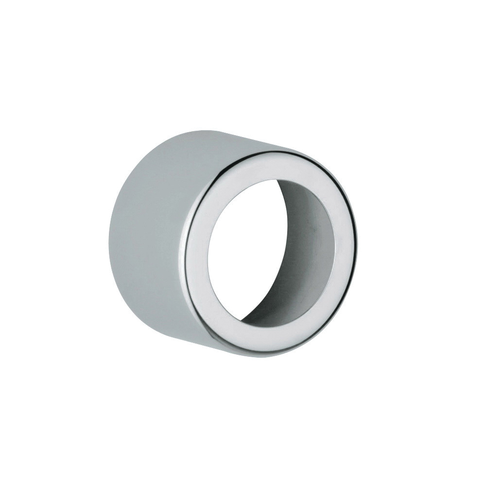 GROHE 04952000 Sleeve, For Use With GrohTherm Thermostatic Mixer, StarLight® Chrome, Import