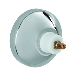 GROHE 08296000 Classic Volume Control Valve Trim, StarLight® Chrome Plated