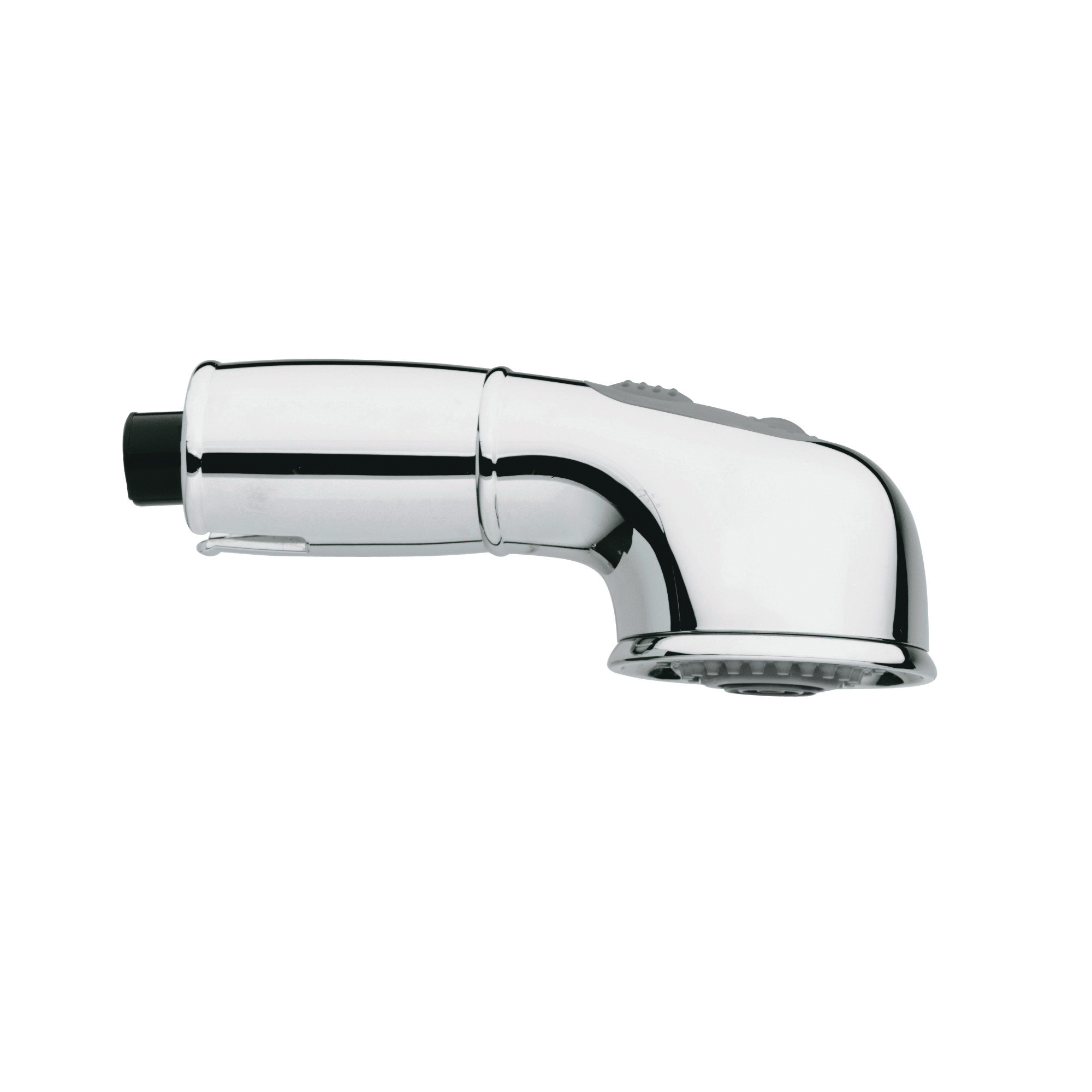 GROHE 12475000 Ashford Pull-Out Spray, StarLight® Chrome Head, Import