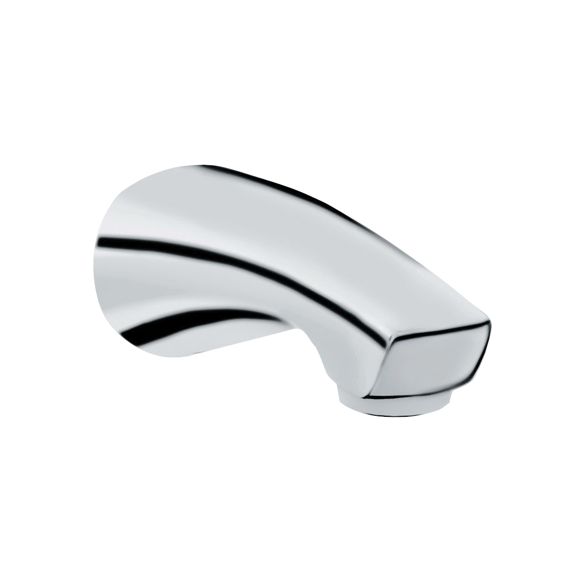 GROHE 13191000 Arden Tub Spout, StarLight® Chrome, Import