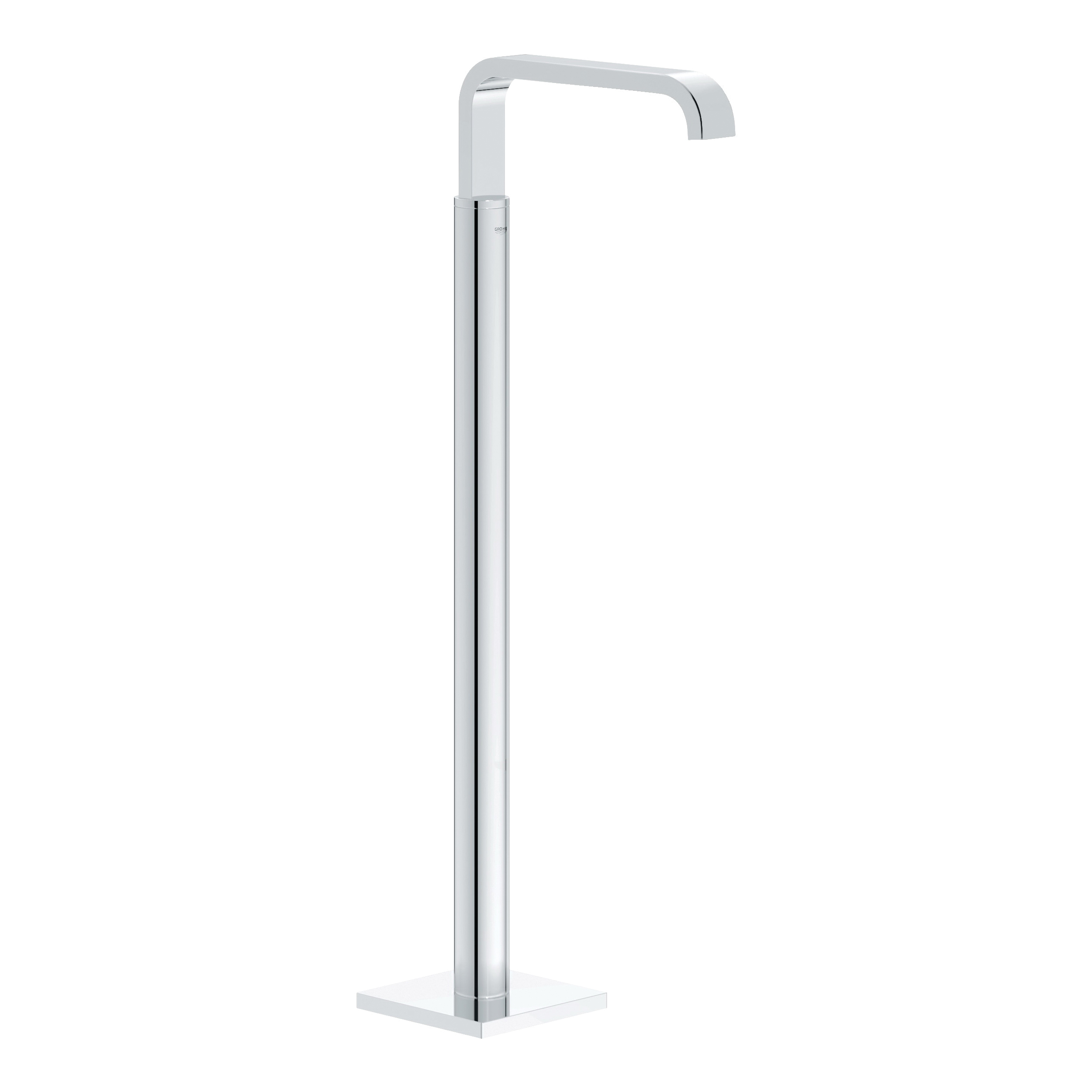 GROHE 13218000 Allure Tub Filler, 7 gpm, StarLight® Chrome Plated, Hand Shower Yes/No: No, Import
