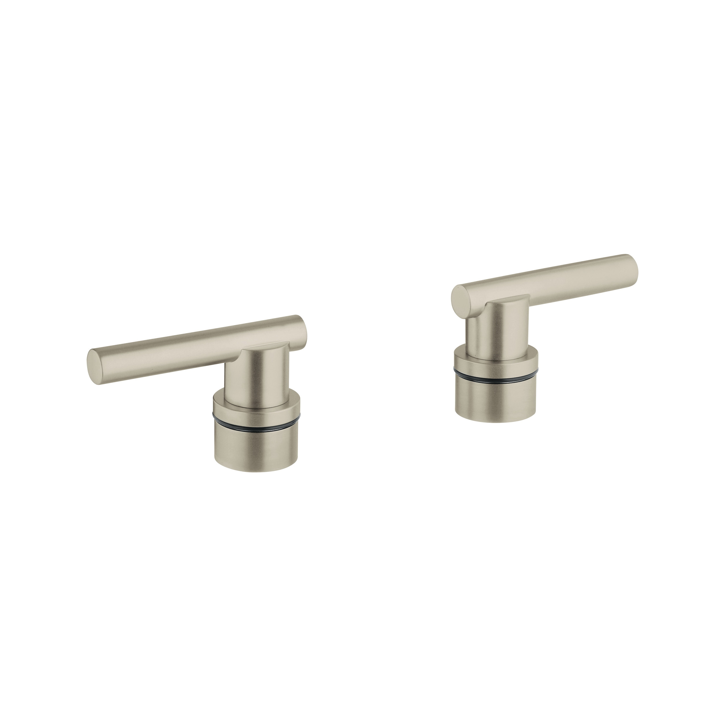 GROHE 18027EN0 Atrio® Faucet Jota Handle, For Use With Kitchen/Bar and Lavatory, Brass, Brushed Nickel, Import