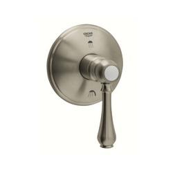 GROHE 19220EN0 Geneva™ 3-Way Diverter, StarLight® Brushed Nickel