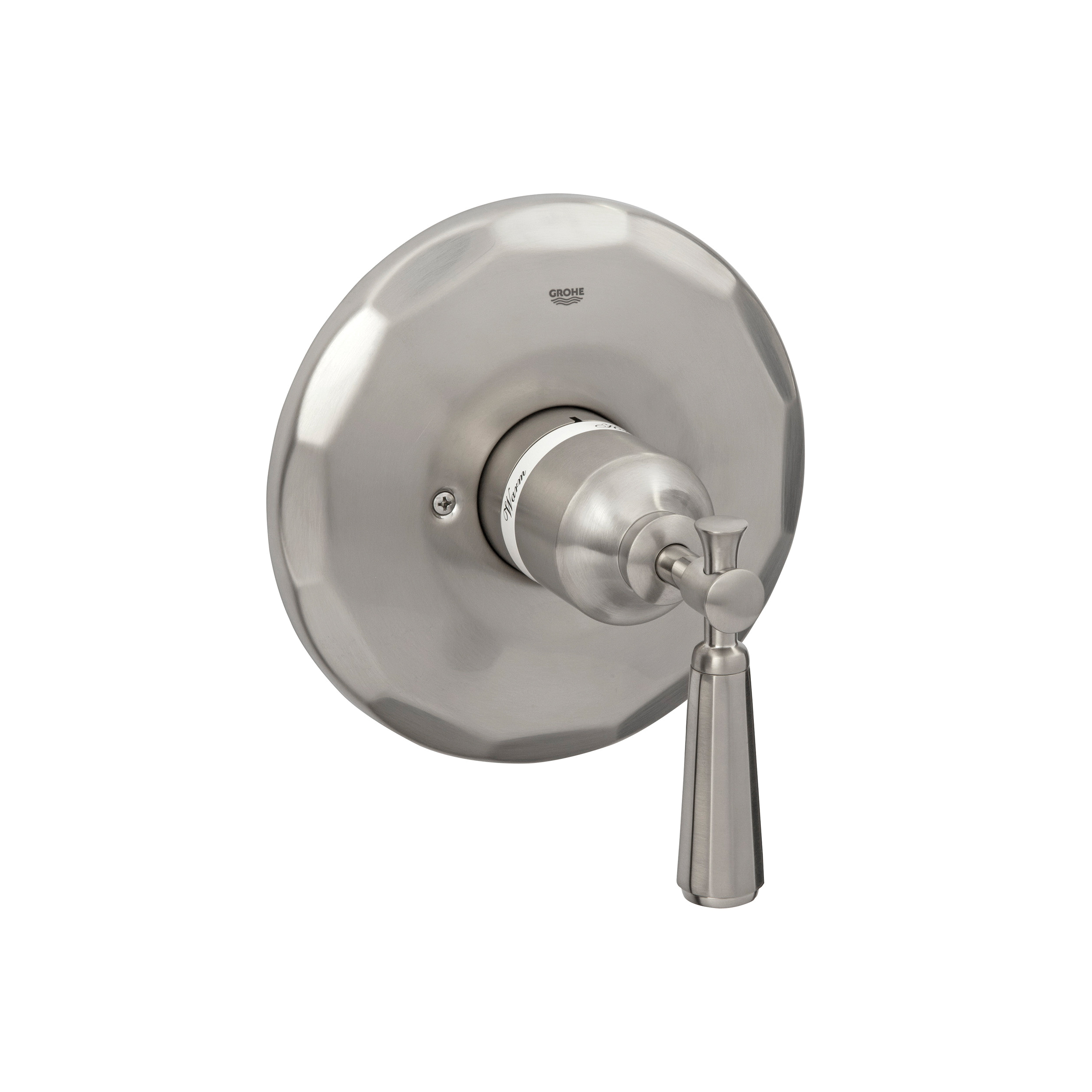 GROHE 19267EN0 Kensington® Valve Trim Set, Brushed Nickel