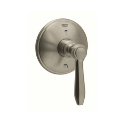 GROHE 19318EN0 Somerset™ 3-Port Valve Trim Kit, Brushed Nickel Infinity