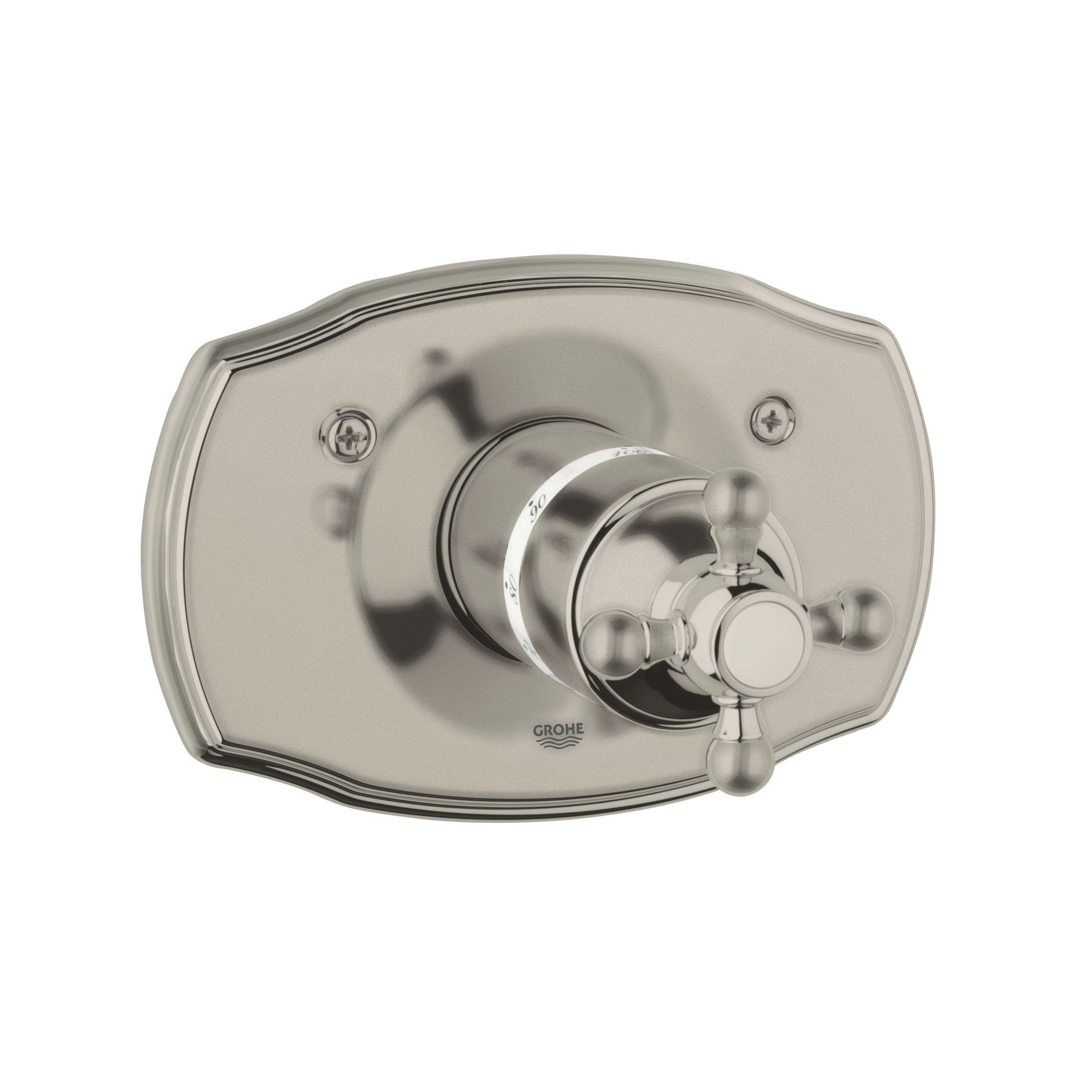 GROHE 19615EN0 Geneva™ Trim, Hand Shower Yes/No: No, Brushed Nickel