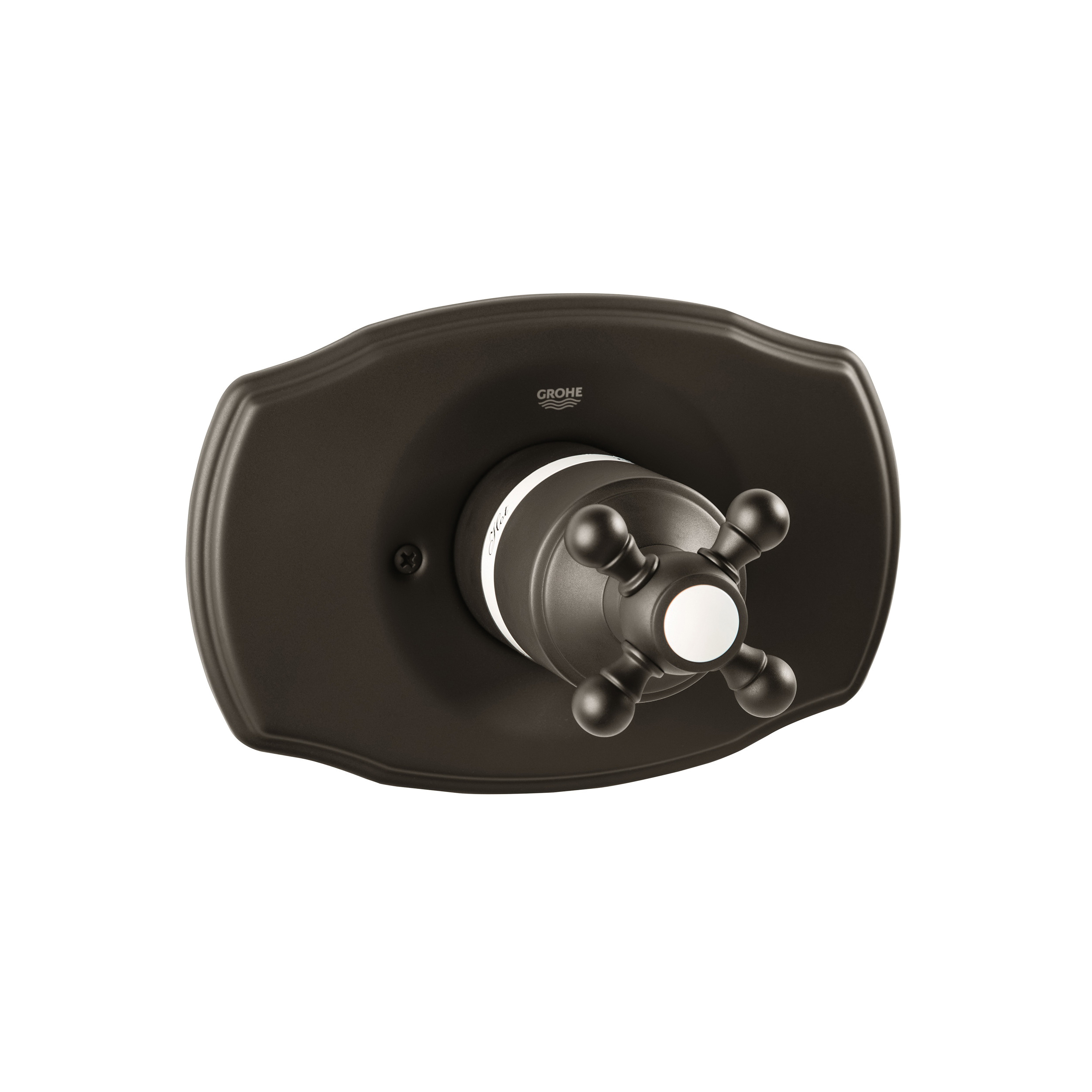 GROHE 19725ZB0 Geneva™ Valve Trim Kit, Oil Rubbed Bronze