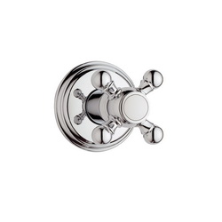 GROHE 19829000 Geneva™ Volume Control Trim, StarLight® Chrome Plated
