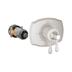 GROHE 19844EN0 GrohFlex™ Valve Trim, 5.6 gpm Shower, Brushed Nickel