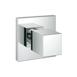 GROHE 19910000 Eurocube® Volume Control Trim, StarLight® Chrome Plated