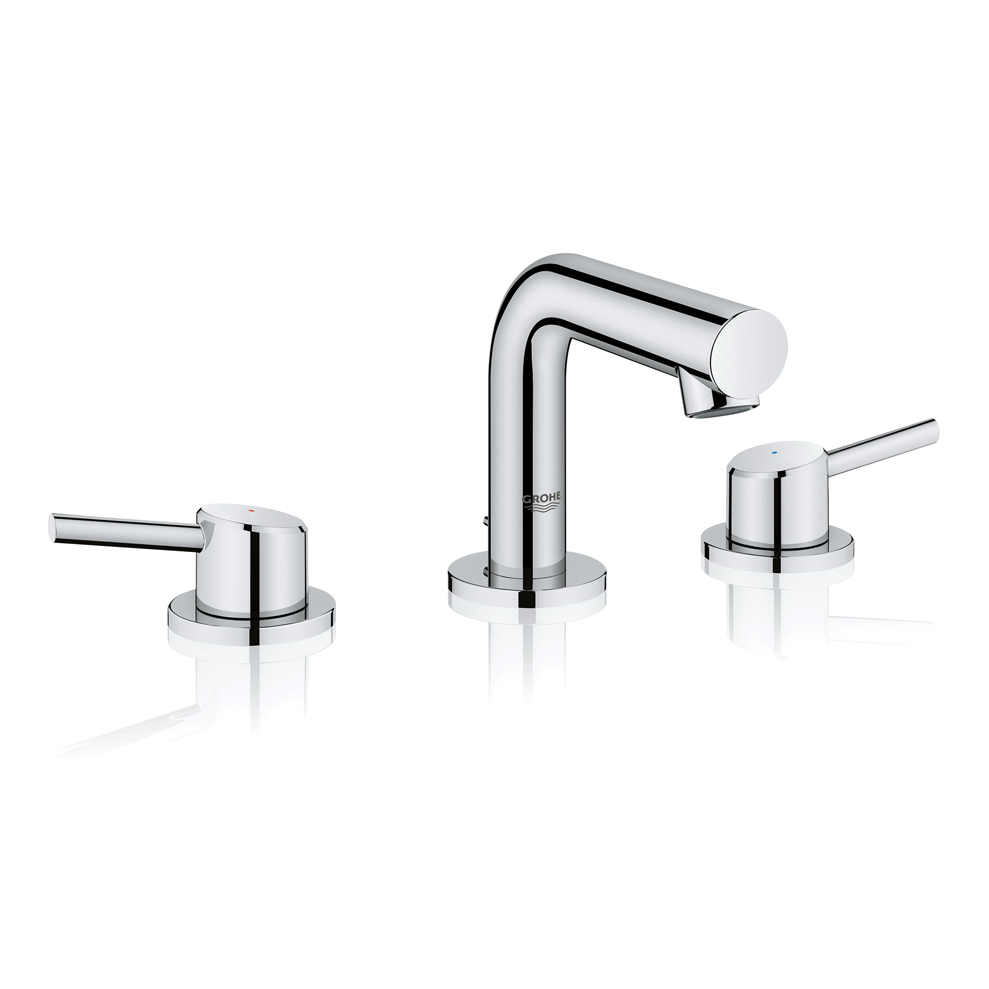 Consolidated Supply Co.   GROHE 20572001 Concetto® Widespread ...