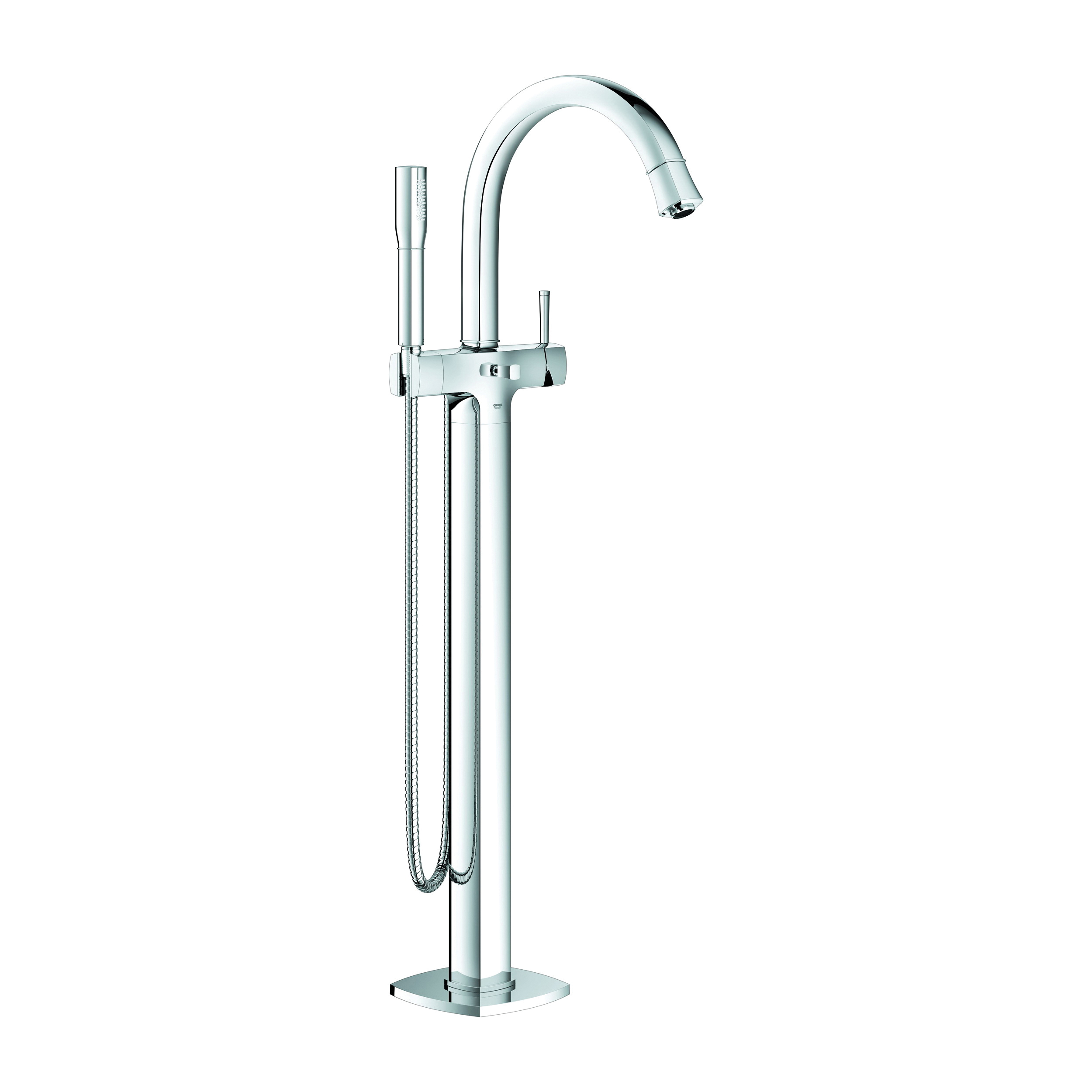 Consolidated Supply Co. | GROHE 23318000 Grandera™ Tub Filler With ...