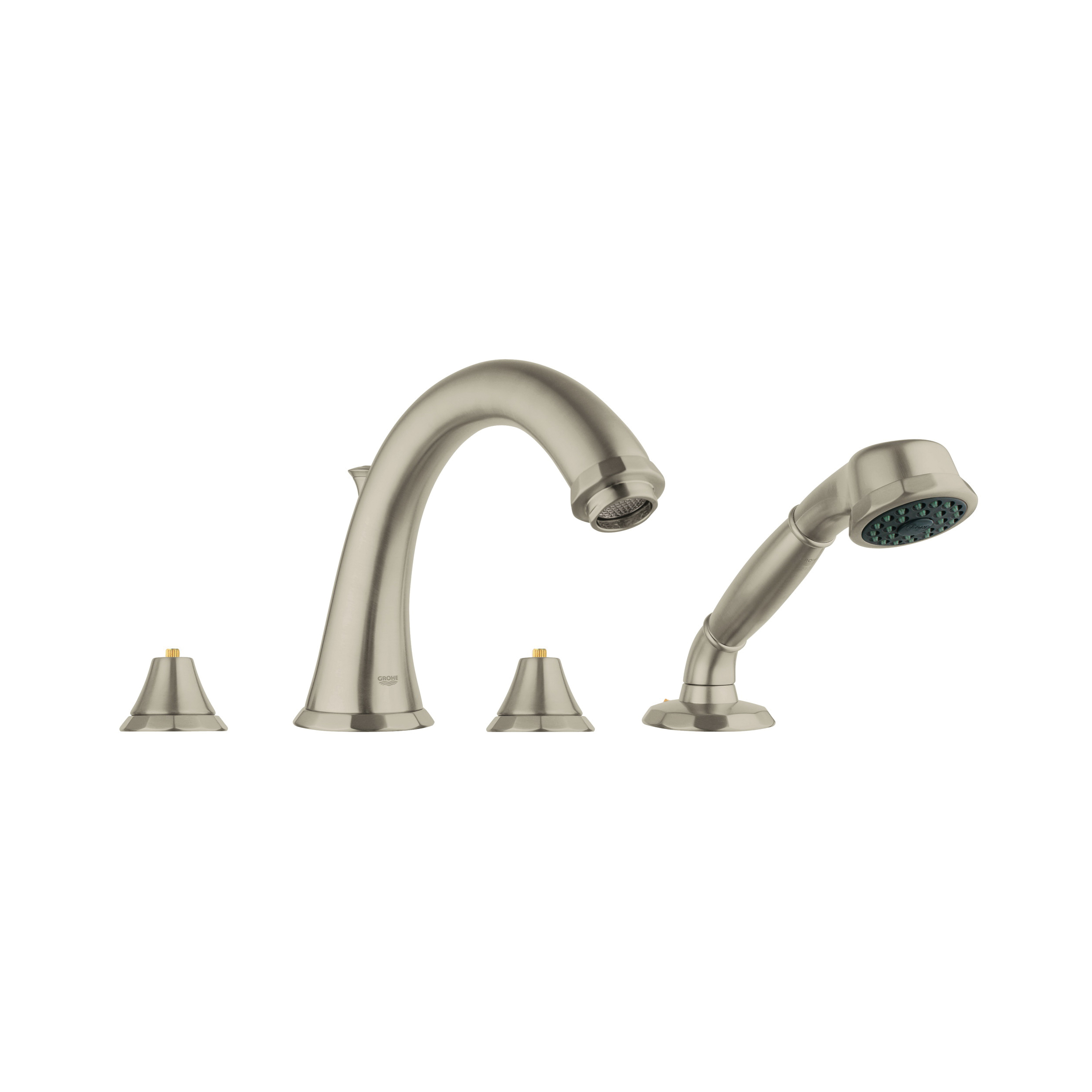Consolidated Supply Co Grohe 25073en0 Kensington Roman